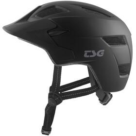 TSG Cadete Solid Color Helmet Youth satin black